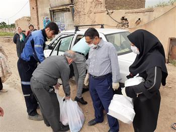 گزارش تصویری فعالیت های موسسه خیریه و دارالایتام خادمین بیت...